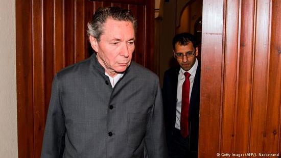 ۲ سال زندان برای متهم رسوایی نوبل ادبیات+عکس