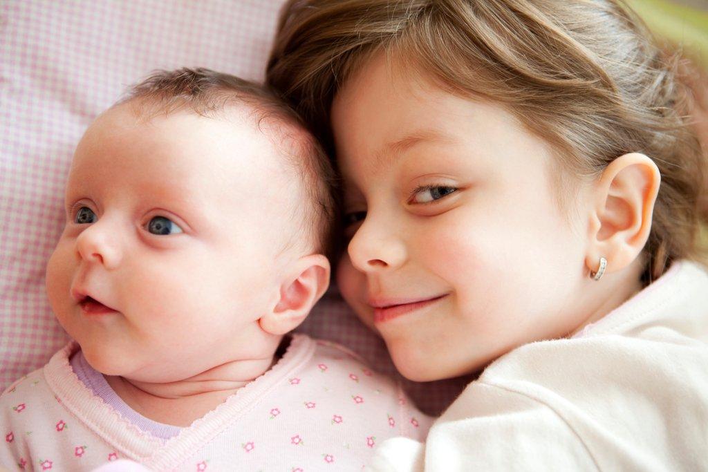 بهترین فاصله سنی فرزندان چقدر است؟