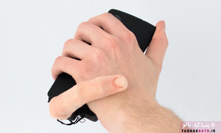 اما چرا باید به تلفنی کارا و مناسب یک انگشت اضافه کرد؟!