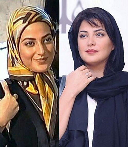 تغییر باور نکردنی بانوی هنرپیشه معروف طی چند سال +عکس