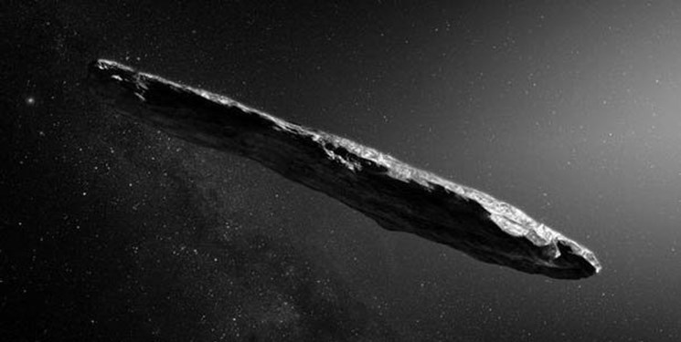 فضاپیمایی عجیب در منظومه شمسی +عکس