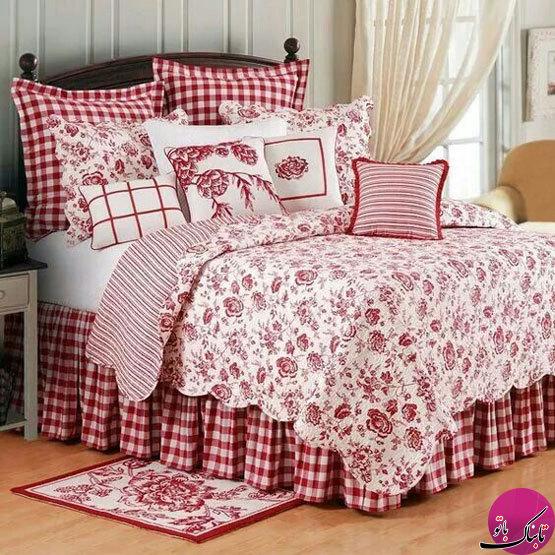 روتختیهای زیبا و متناسب، زینتبخش اتاق خواب