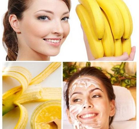 پوست موز معجزه ای برای پوست