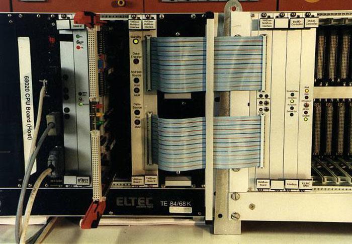 عکسهایی قدیمی از اولین کامپیوترهای دنیا
