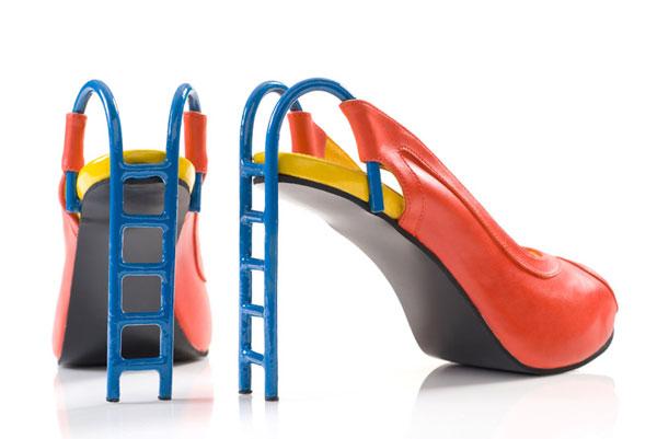 مدل های عجیب و غریب کفش های پاشنه بلند زنانه {hendevaneh.com}{سایتهندوانه} - 204891 765 - مدل های عجیب و غریب کفش های پاشنه بلند زنانه
