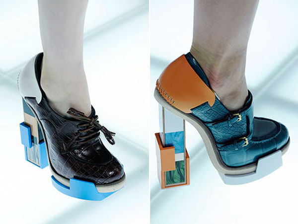 مدل های عجیب و غریب کفش های پاشنه بلند زنانه {hendevaneh.com}{سایتهندوانه} - 204894 150 - مدل های عجیب و غریب کفش های پاشنه بلند زنانه