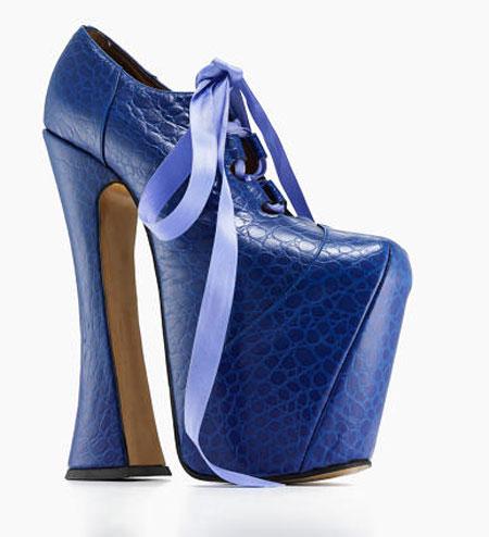 مدل های عجیب و غریب کفش های پاشنه بلند زنانه {hendevaneh.com}{سایتهندوانه} - 204897 968 - مدل های عجیب و غریب کفش های پاشنه بلند زنانه