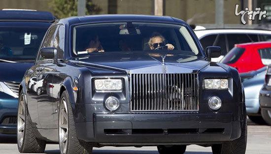 نگاهی به خودروهای جذابی که دل لیدی گاگا را بردهاند
