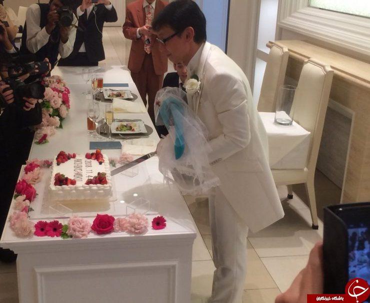 ازدواج جوان ژاپنی با یک عروسک خبرساز شد +تصاویر