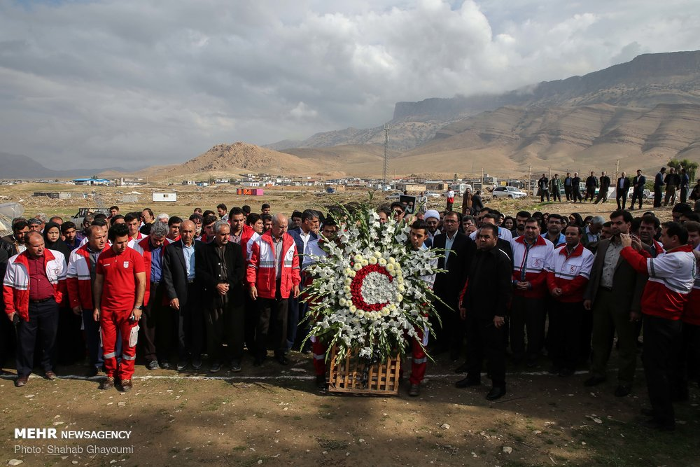 اسراف هلال احمر در کرمانشاه؟!+عکس