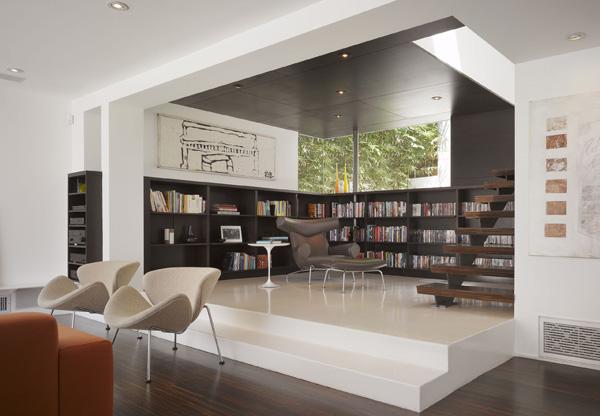 زیباترین نمونه ها برای طراحی دکوراسیون خانه مدرن+ تصاویر