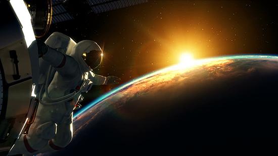 دردسرهای روزمره زندگی فضانوردان+عکس