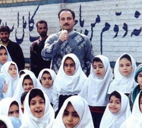 جوانیهای مجری مسابقه محله +عکس