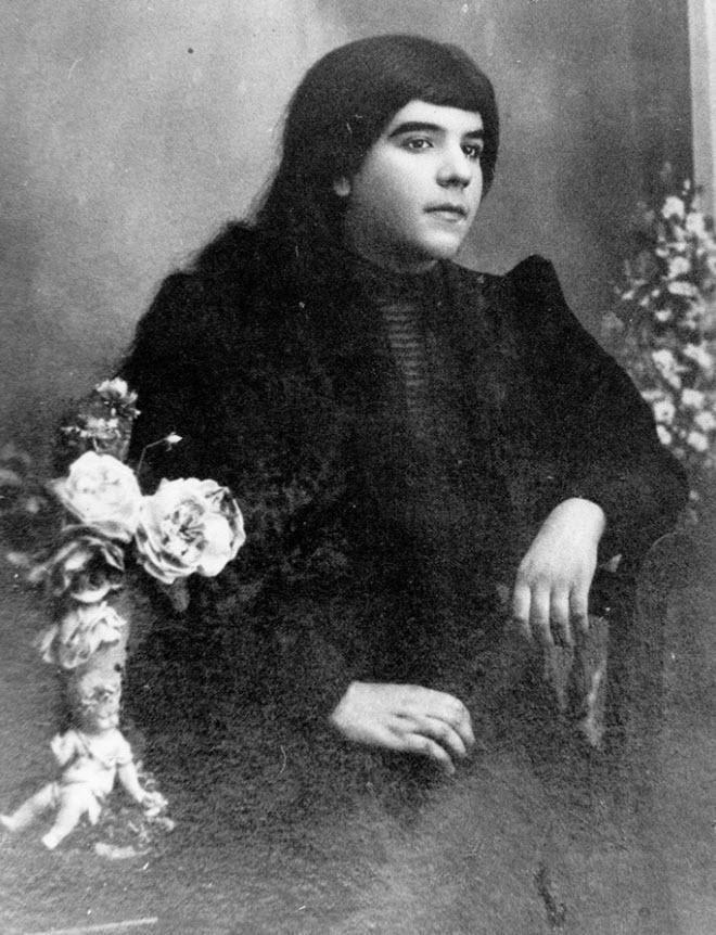 چند تصویر از زنان عصر قاجار