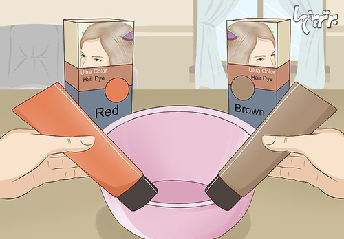 آموزش ترکیب رنگ مو، نکاتی که باید بدانید {hendevaneh.com}{سایتهندوانه} - 209970 963 - آموزش ترکیب رنگ مو؛ نکاتی که باید بدانید