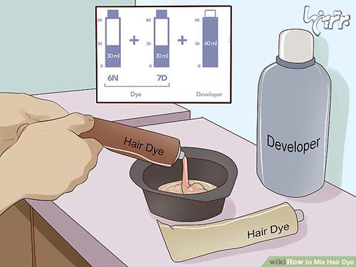 آموزش ترکیب رنگ مو، نکاتی که باید بدانید {hendevaneh.com}{سایتهندوانه} - 209973 533 - آموزش ترکیب رنگ مو؛ نکاتی که باید بدانید