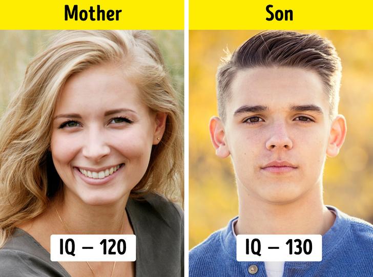 از هوش تا ویژگی های ظاهری؛ کدام ژن هایمان را از پدر و کدام را از مادر خود به ارث می بریم؟