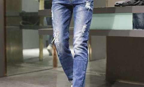 سرگذشت لباس های جین پاره