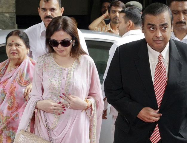 اجرای خواننده سرشناس هالیوود در عروسی دختر میلیاردر هندی