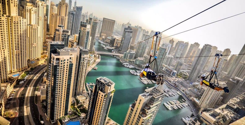لاکچریترین تفریحات دنیا در تور دبی