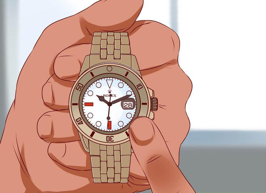 چگونه ساعت اصل را از تقلبی تشخیص دهیم؟