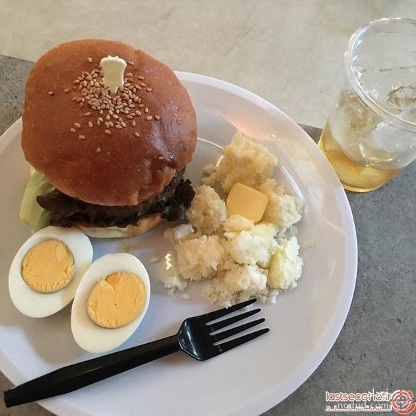 آخرین سفارش غذای اعدامیها را در این رستوران بخورید!؟ +تصاویر
