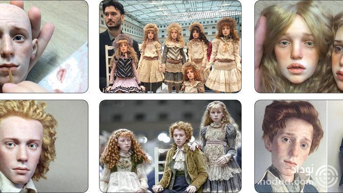 با دیدن این عروسکها حتما شوکه میشوید +عکس