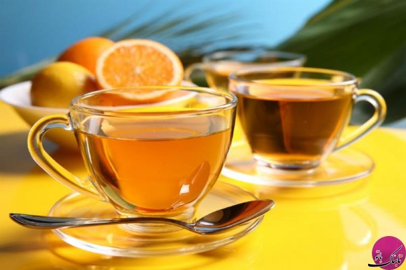 طرز تهیهی دمنوش پرتقال