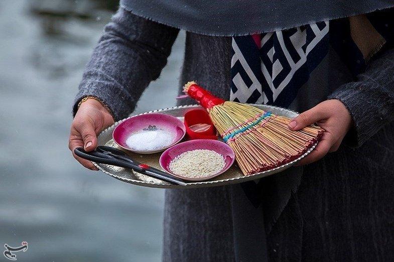 رسم عجیب زنان اردبیلی برای برآوردهشدن آرزوهایشان +عکس