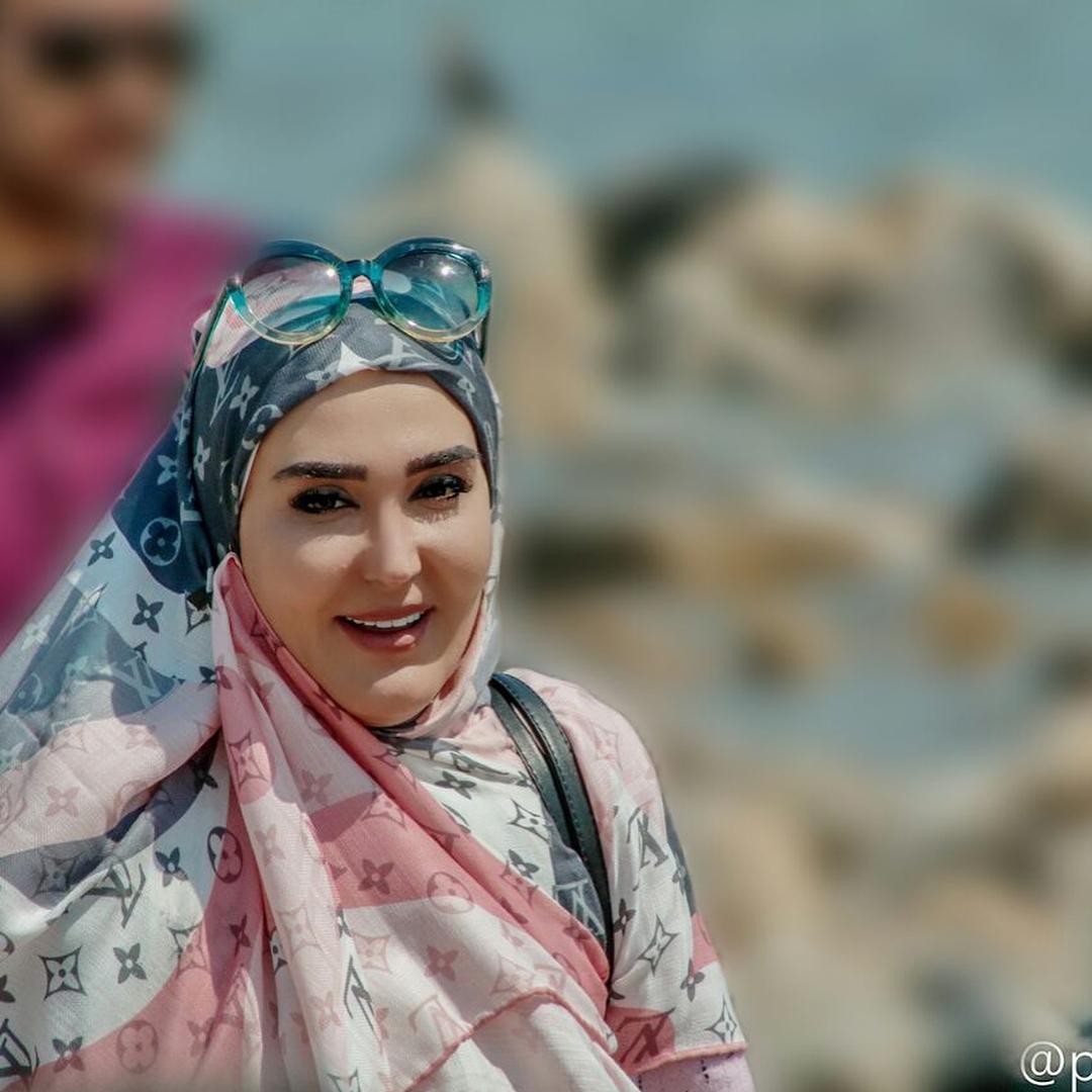 «زهره فکور صبور» با شکل و شمایل لبنانیها+عکس