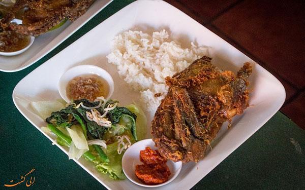 معروف ترین غذاهای بالی؛ سفری به این جزیره در اندونزی {hendevaneh.com}{سایتهندوانه}معروف ترین غذاهای بالی؛ سفری به این جزیره در اندونزی - 233955 827 - معروف ترین غذاهای بالی؛ سفری به این جزیره در اندونزی