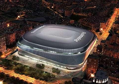 رونمایی از طرح استادیوم جدید و بی نظیر باشگاه رئال مادرید