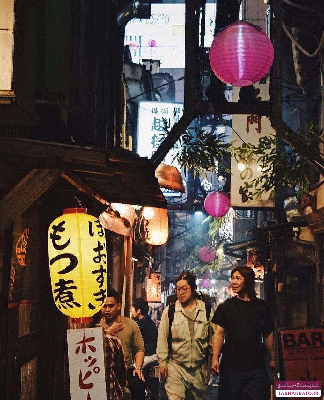 چرا خیابانهای ژاپن اسم ندارد؟!