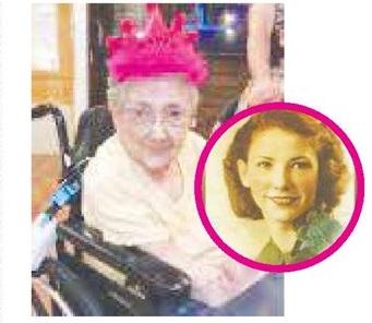 ۹۹ سال زندگی یک زن با بدنی عجیب+عکس