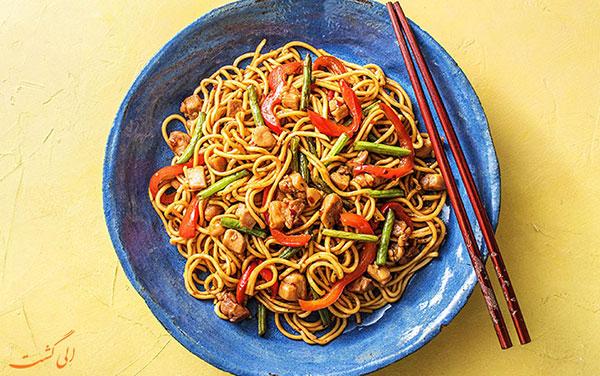 غذاهای معروف چینی؛ از وونتون گرفته تا اردک کبابی!