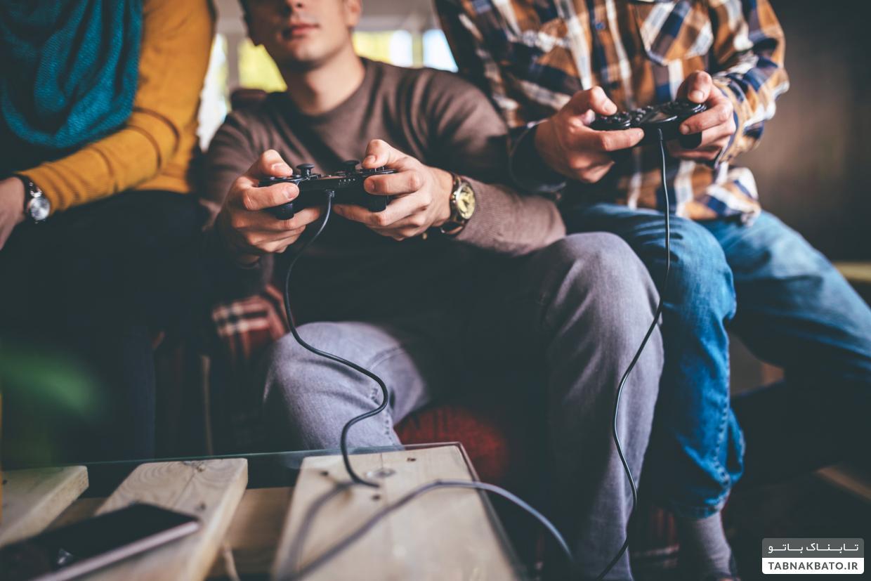 چرا مردان بیش از زنان به بازیهای ویدئویی معتاد میشوند؟!