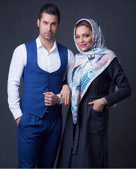 ماجراهای عجیب محسن فروزان و همسرش