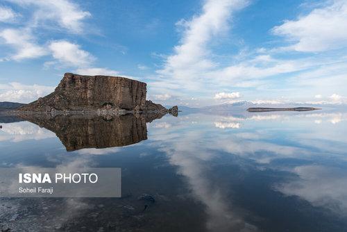 ایران زیباست؛ حالِ خوشِ دریاچه ارومیه