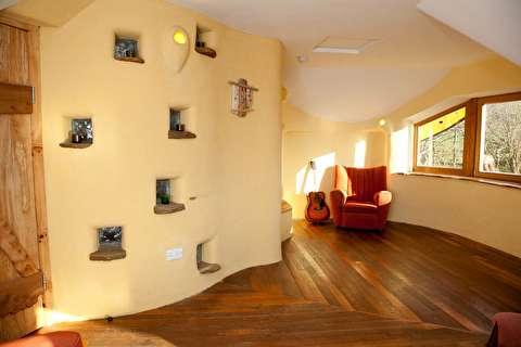 خانههای کاهگلی؛ شیوه جدید ساختمانسازی در آلمان