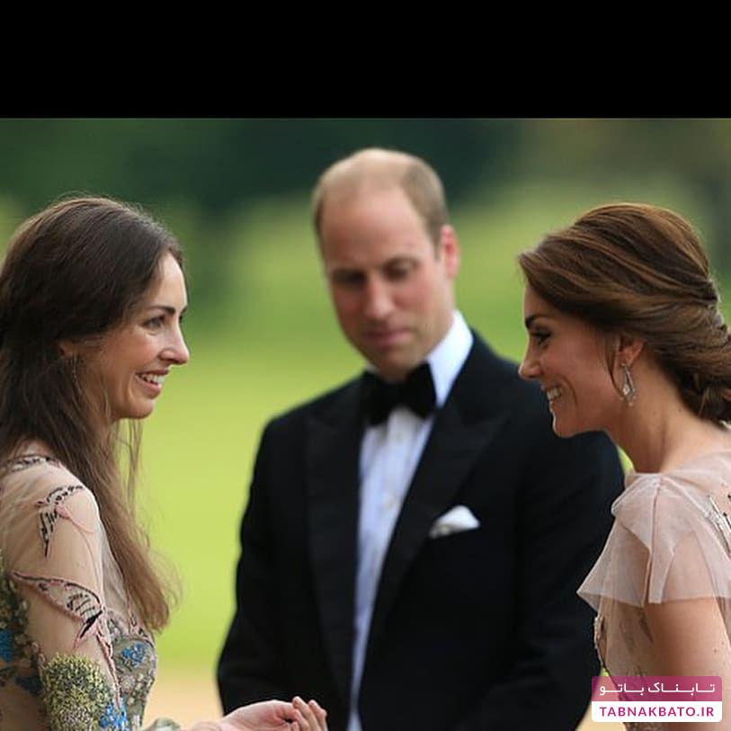 خیانت شاهزاده ویلیام به کیت میدلتون؟!