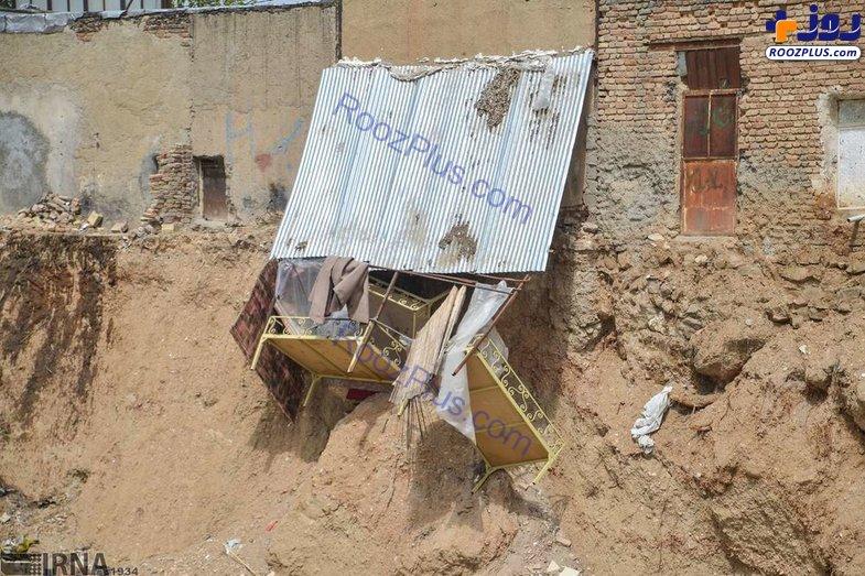 نتیجه ساختوساز در حریم رودخانه+ تصاویر