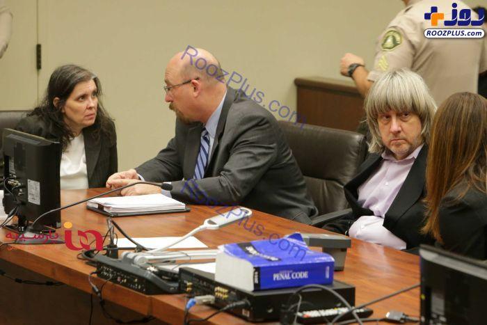 حبس ابد برای زوج سنگدل به جرم شکنجه ۱۳ فرزند خود +عکس
