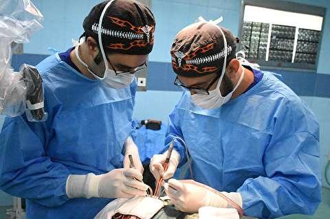 جراحی مغز از فاصله 3 هزار کیلومتری