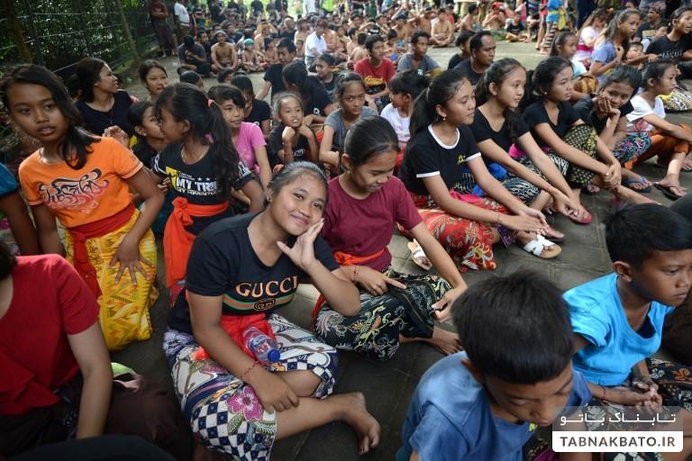 سبک خاص مردم بالی برای دور کردن انرژی های منفی!