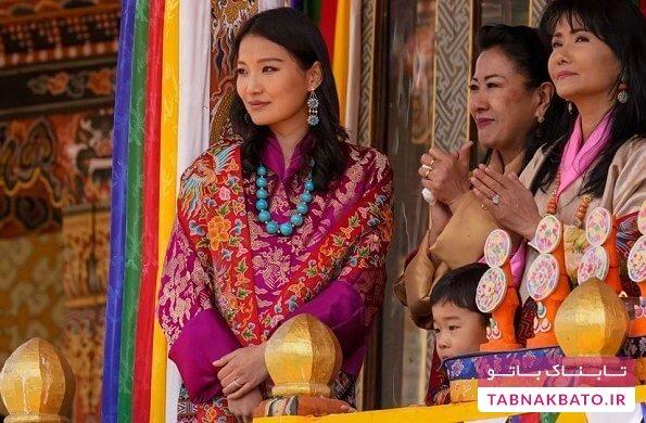 عضو جدید خانواده پادشاهی بوتان