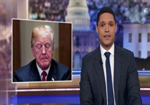 استیضاح ترامپ سوژه کمدین معروف آمریکایی