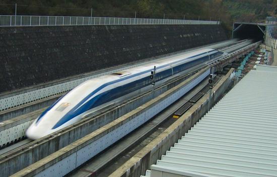 ماگلِو ژاپنی؛ پرسرعت ترین قطار جهان