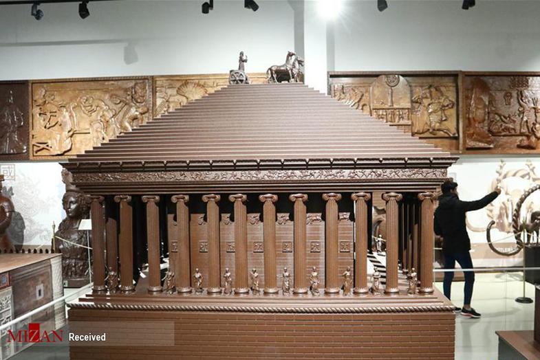 موزه شکلات در استانبول +عکس