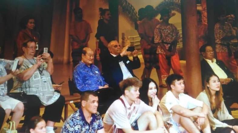 حواشی حضور رئیس دانشگاه پیام نور در تایلند جنجالی شد +عکس