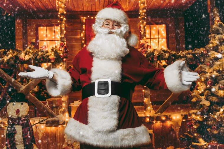 بابانوئل کیست و آیا شخصی واقعی بوده؟